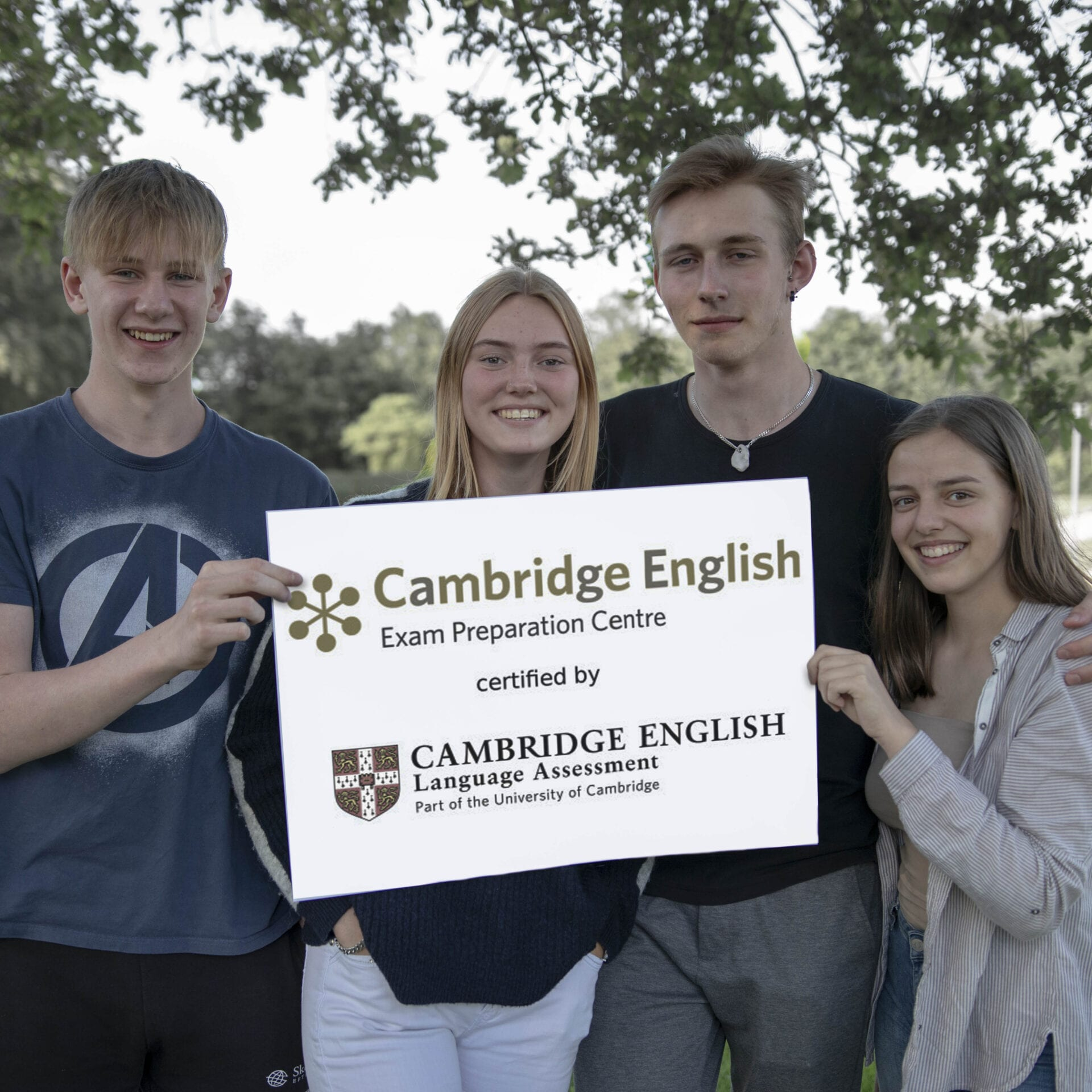 cambridge english efterskole